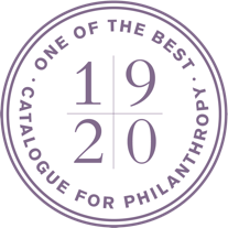 Catalogue for Philanthropy - One of the Best 2019-2020
